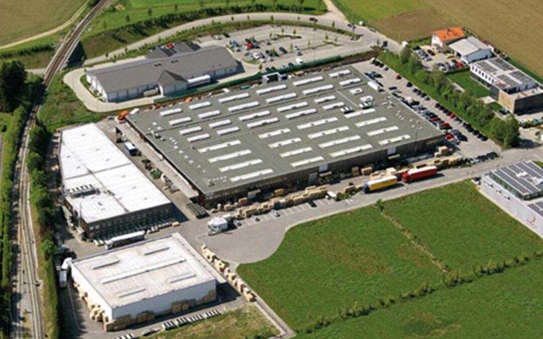 Aurelis Logistikzentrum