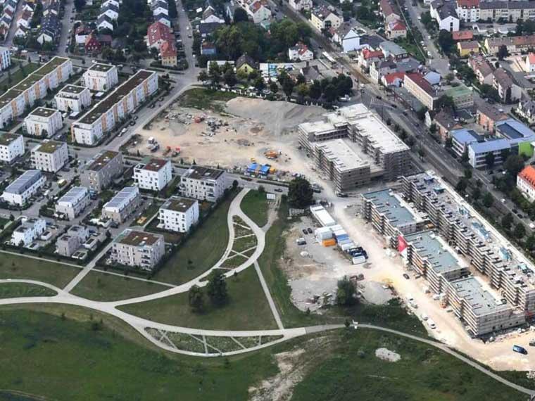 Reesepark Augsburg
