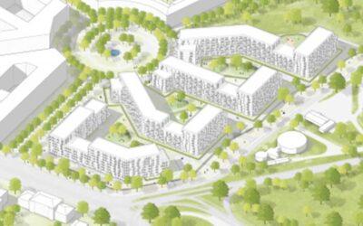 Projekt Stadtquartier SOW München