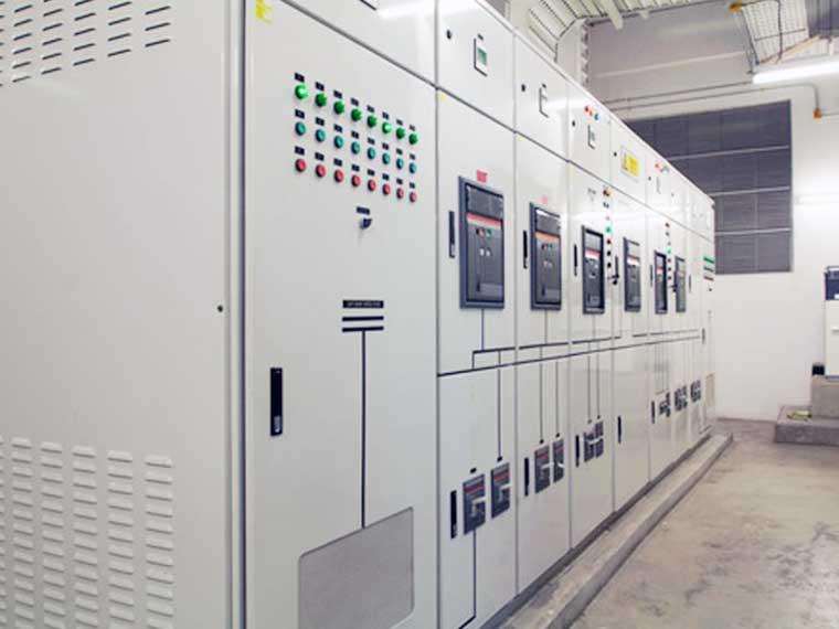 Zuverlässige und sichere Elektrotechnik