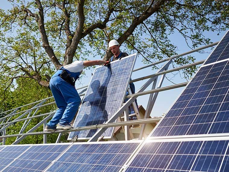 Photovoltaik & Stromspeicher heinle elektrotechnik